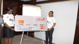 UBA Gabon dévoile la Mastercard Platinium (2)