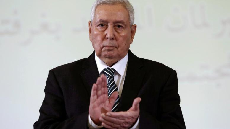 Algérie : Abdelkader Bensalah, président par intérim