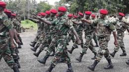 l'armée centrafricaine