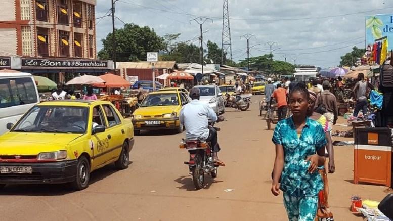 Calme à centrafrique