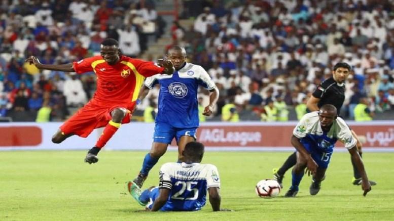 Soudan football