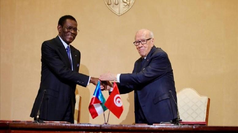 Tunisie et Malabo