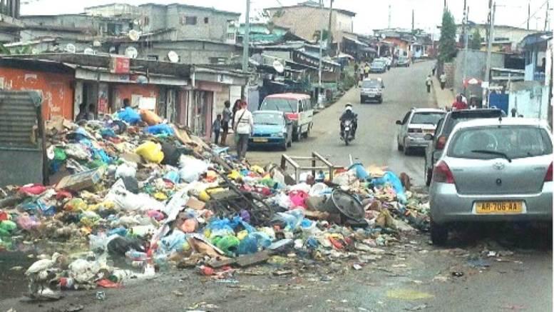ordure libreville