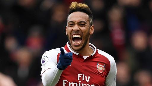 Football: Aubameyang buteur d'entrée de jeu avec Arsenal