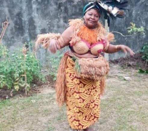artiste morte - Une artistique gabonaise meurt par accident et faute de médecin à l'hôpital!