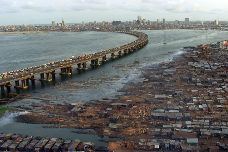 Lagos, Nigeria - Rich, Poor Divide