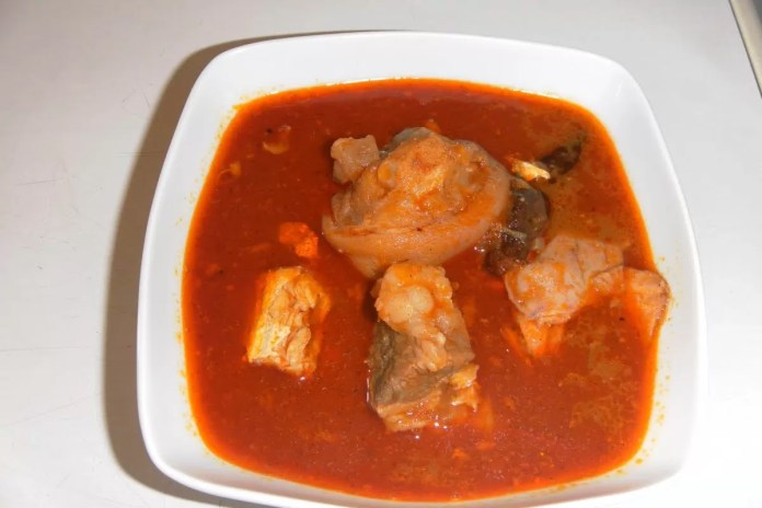 Image result for light soup ghana