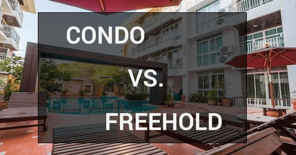 condo vs freehold
