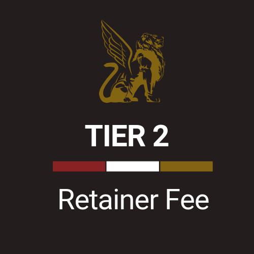 Retainer Fee Tier 2