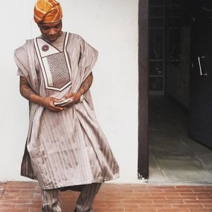 Afrika Fashion League 01-wizkid