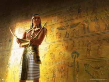 Era Of Gods In Ancient Egypt