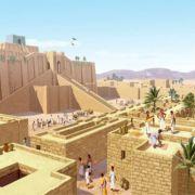 ur of the chaldees ziggurat