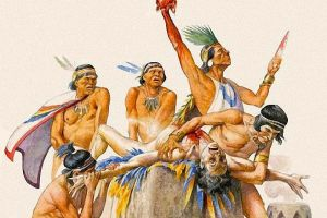 aztec inca meso america human sacrifice and anunnaki origins of religion