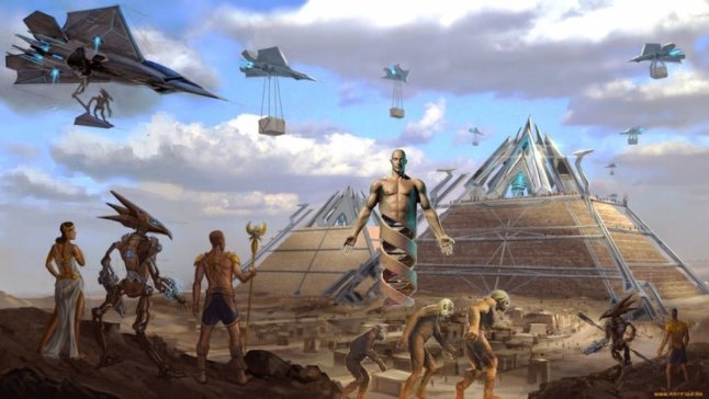 The Anunnaki Manipulation of Man