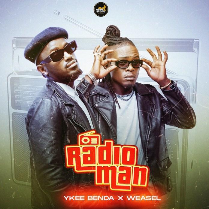 Ykee Benda teams up with Weasel for 'Radio Man' audiovisual 1 MUGIBSON