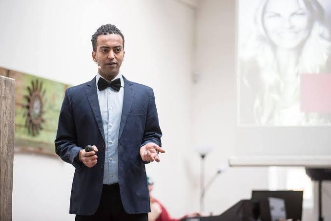 CEO and Co-Founder of Pangea Accelerator Jonas Tesfu