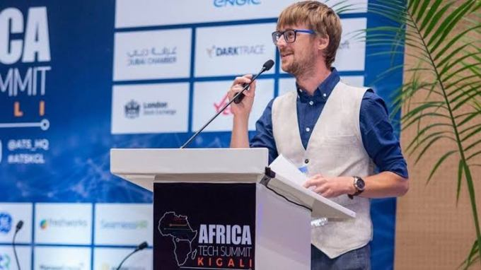 Tom Jackson, co-founder of Disrupt Africa