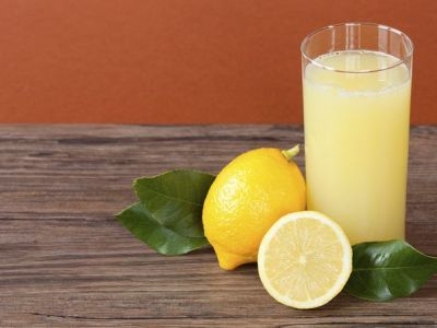 lemon remedy to lower pain from cysts