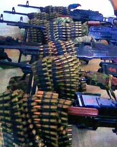 Armes Burundi