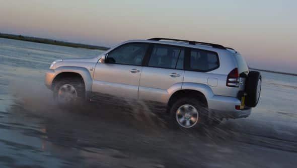 Evolution de la Toyota Land Cruiser (Modèles lourds et légers) 8