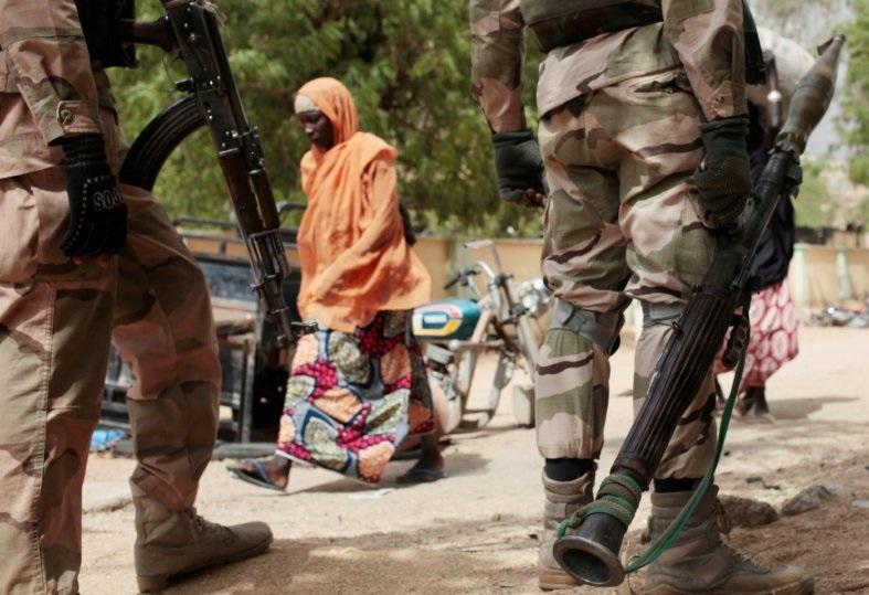 Cameroun bamenda séparatiste