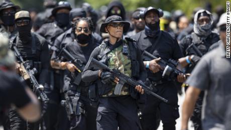 USA groupe afro-américain