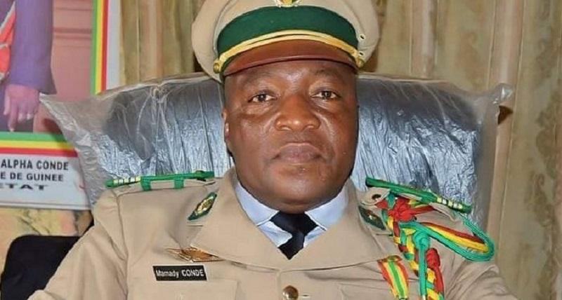 guinée colonel Mamady Condé