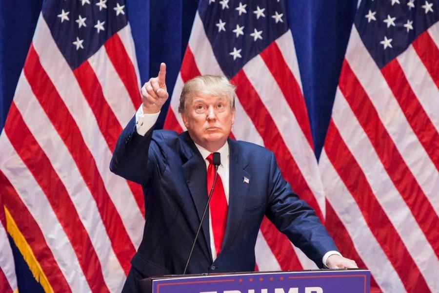 Donald Trump Covid-19
