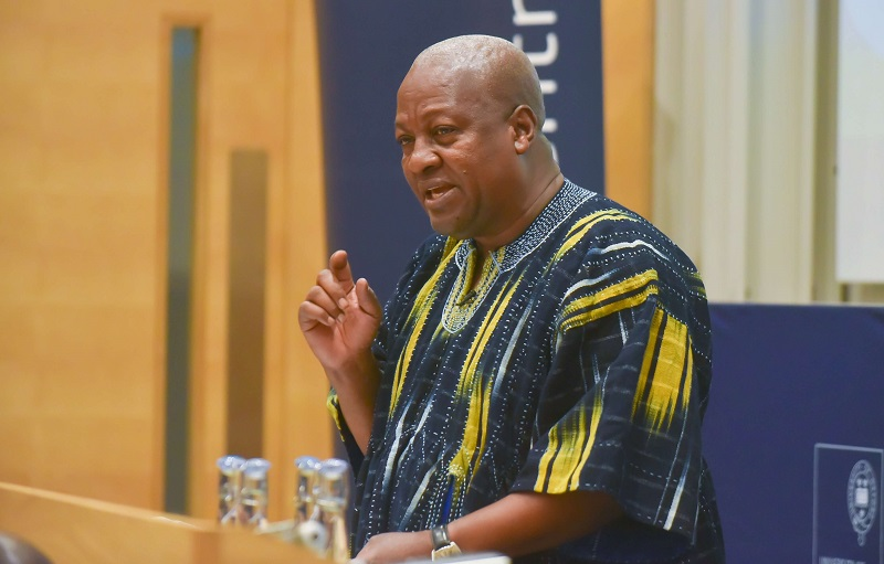 ghana présidentielle candidats