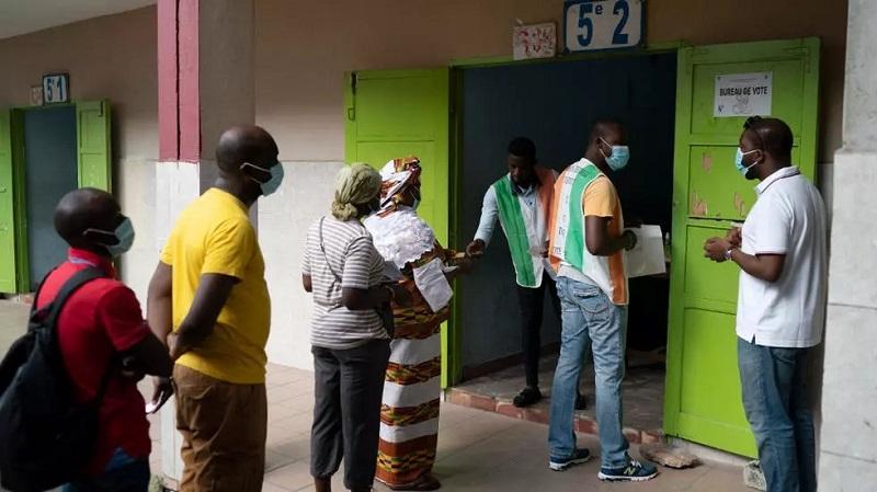 Cote d'Ivoire : Comment se déroule le vote sur l'ensemble du territoire ?