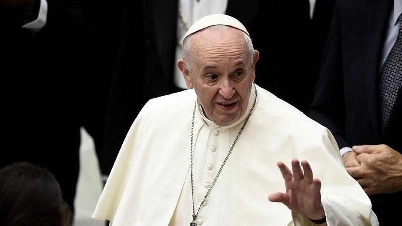 Pape françois homosexuel