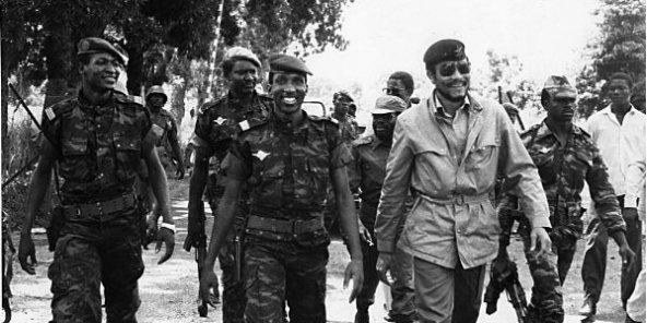 Burkina Faso Thomas Sankara