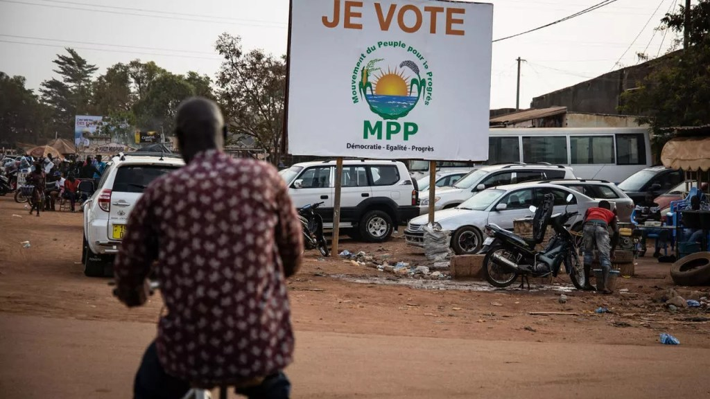 Burkina-Faso djihadiste