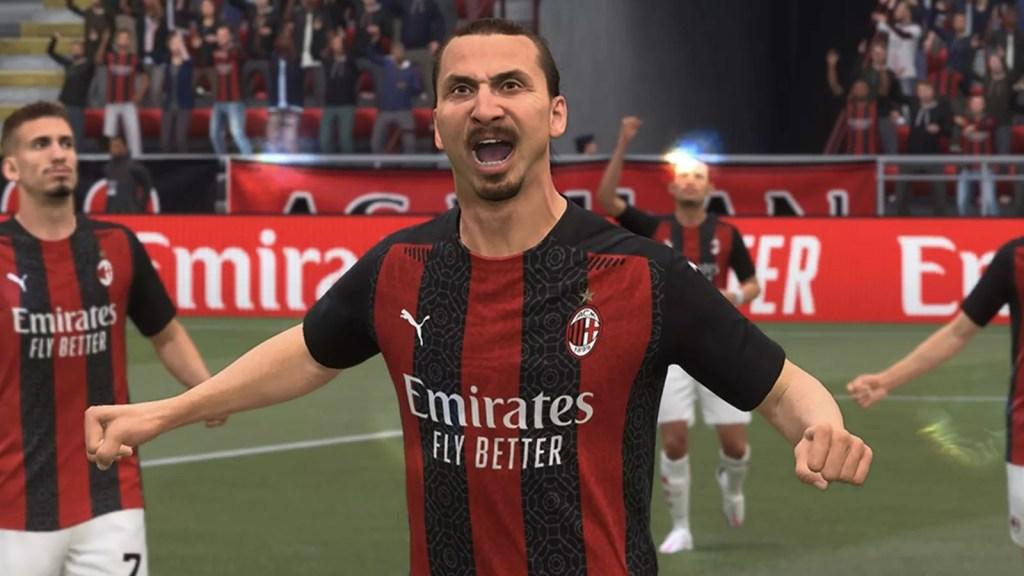 Zlatan Ibrahimovic FIFA 21