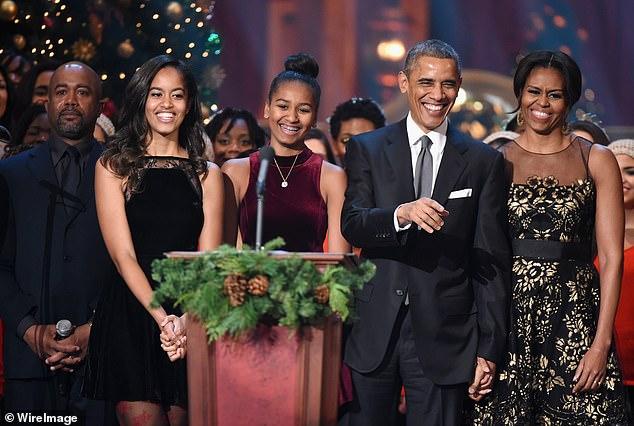 Barack Obama Instyle