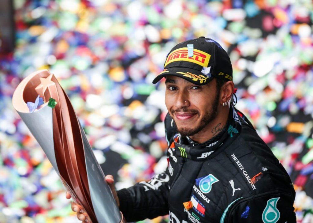 Lewis Hamilton Formule 1
