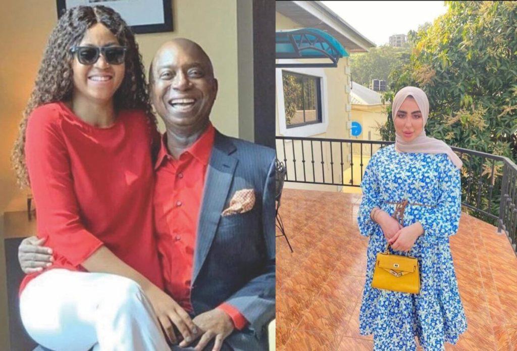 Ned Nwoko fiancée