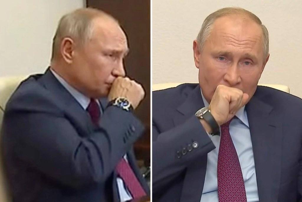 Vladimir Poutine Cancer