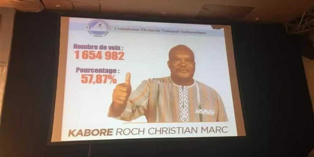 Burkina élections