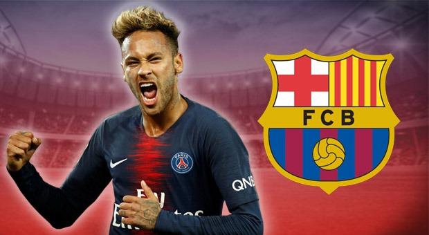 Barcelone Neymar