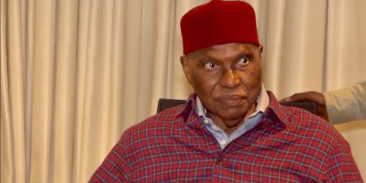 Sénégal : Abdoulaye Wade tire sur le nouveau gouvernement de Macky Sall