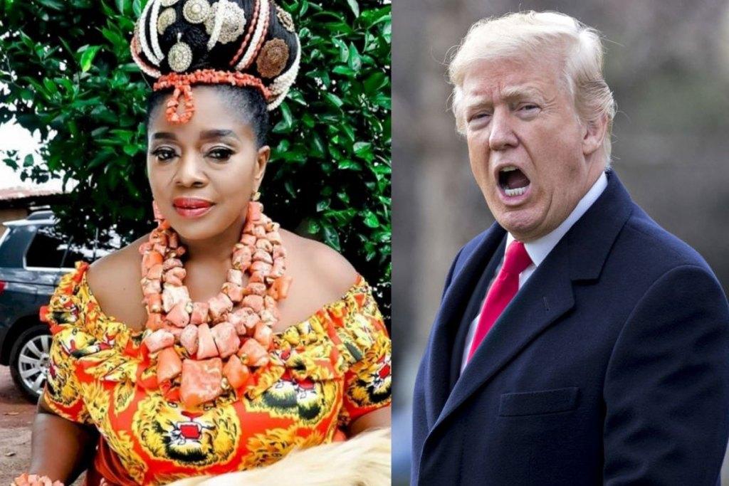 Si Donald Trump gagne, voici ce qui arrivera aux « Chrétiens », d'après Rita Edochie