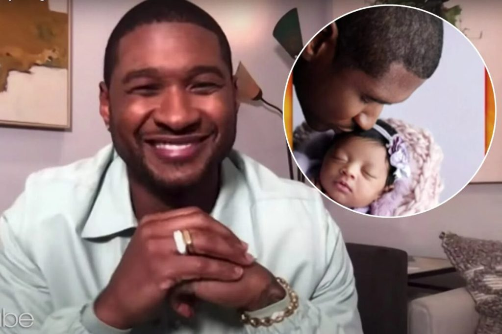 Usher Fille