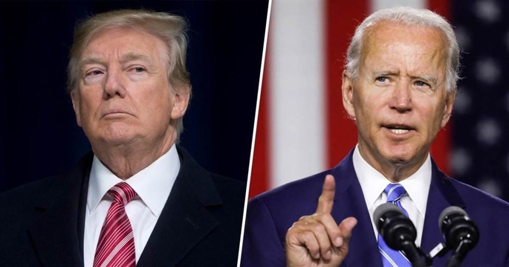 Donald Trump Joe Biden Wisconsin