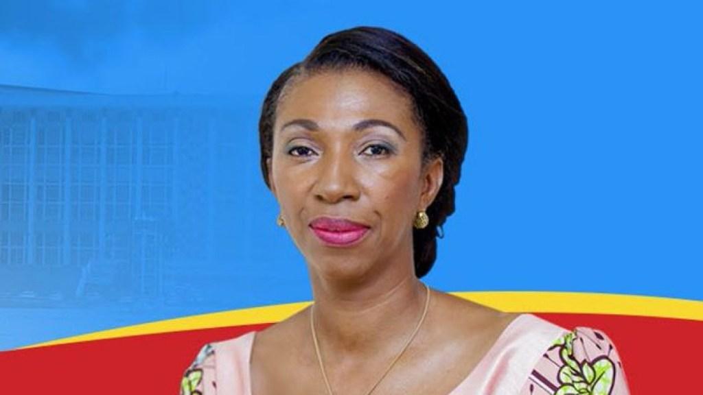 RDC jeannine Mabunda