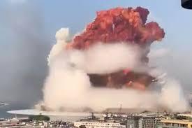 Explosions à Beyrouth : des vidéos pour comprendre l'ampleur du désastre