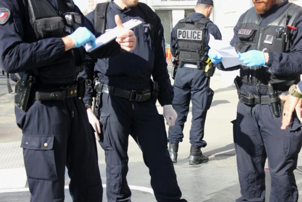 attaque policiers