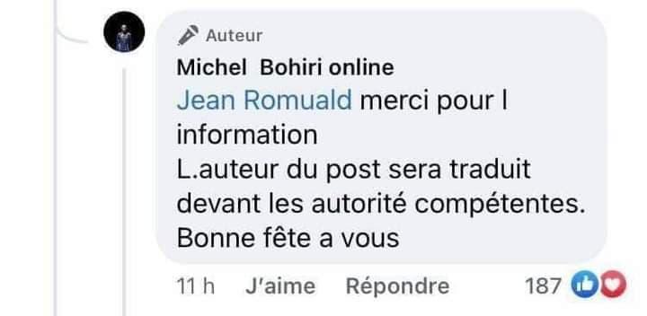Michel Bohiri