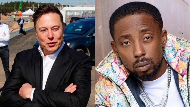 Elon Musk Nigéria