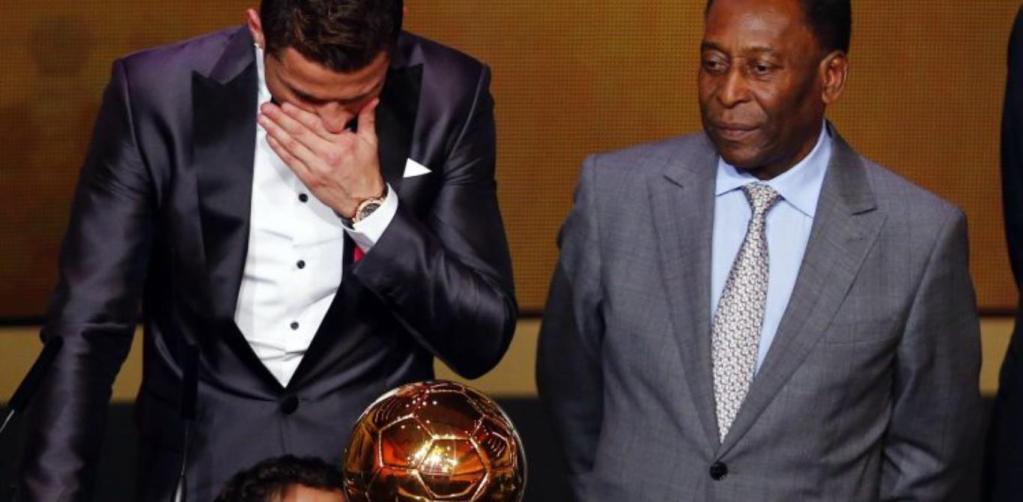 Cristiano Ronaldo Pelé